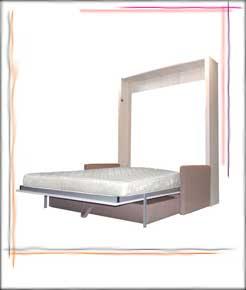 падащи легла